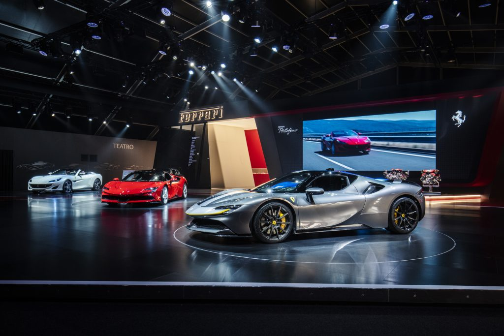More Than 14,000 Visitors Visited Universo Ferrari