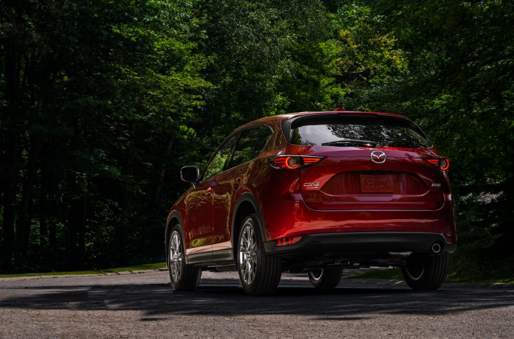 New 2019 Mazda CX-5 Introduced