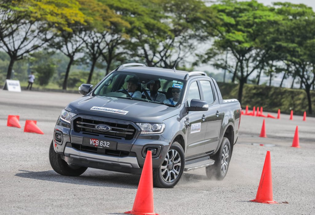 Ford's Driving Skills For Life Programme Will Be Held In Sabah