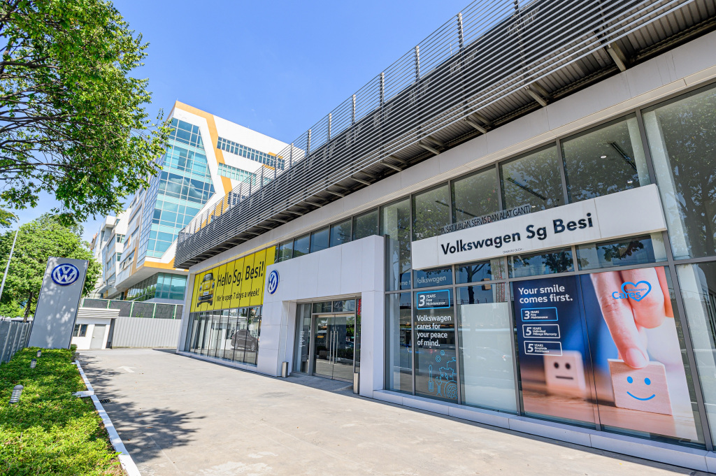 GVE Asia Group Take Over Volkswagen Sungai Besi Dealership