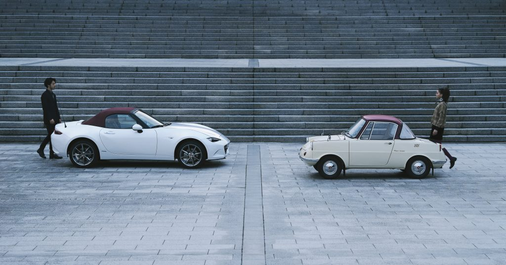 100th Anniversary Special Edition Mazda Models
