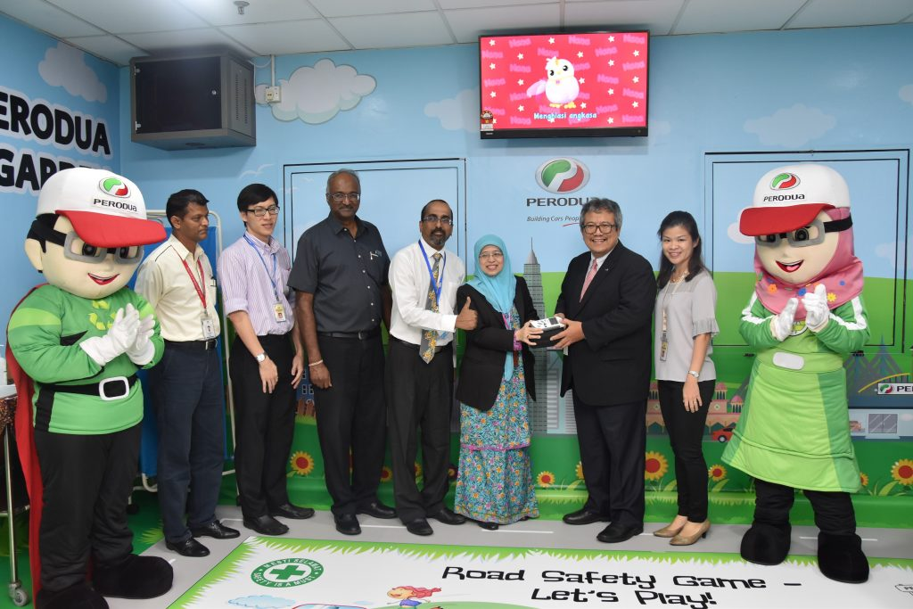Perodua Revisited Selayang Hospital For Its CSR Initiative