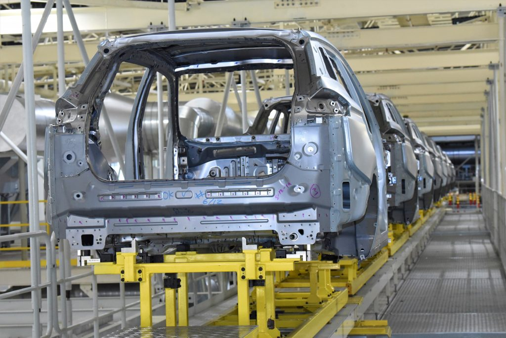 National Carmakers Posted Over 50% Of The Country's Total Industry Volume