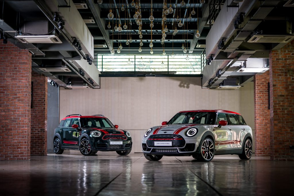 New MINI John Cooper Works Clubman 306HP and Countryman 306HP Launched In Malaysia