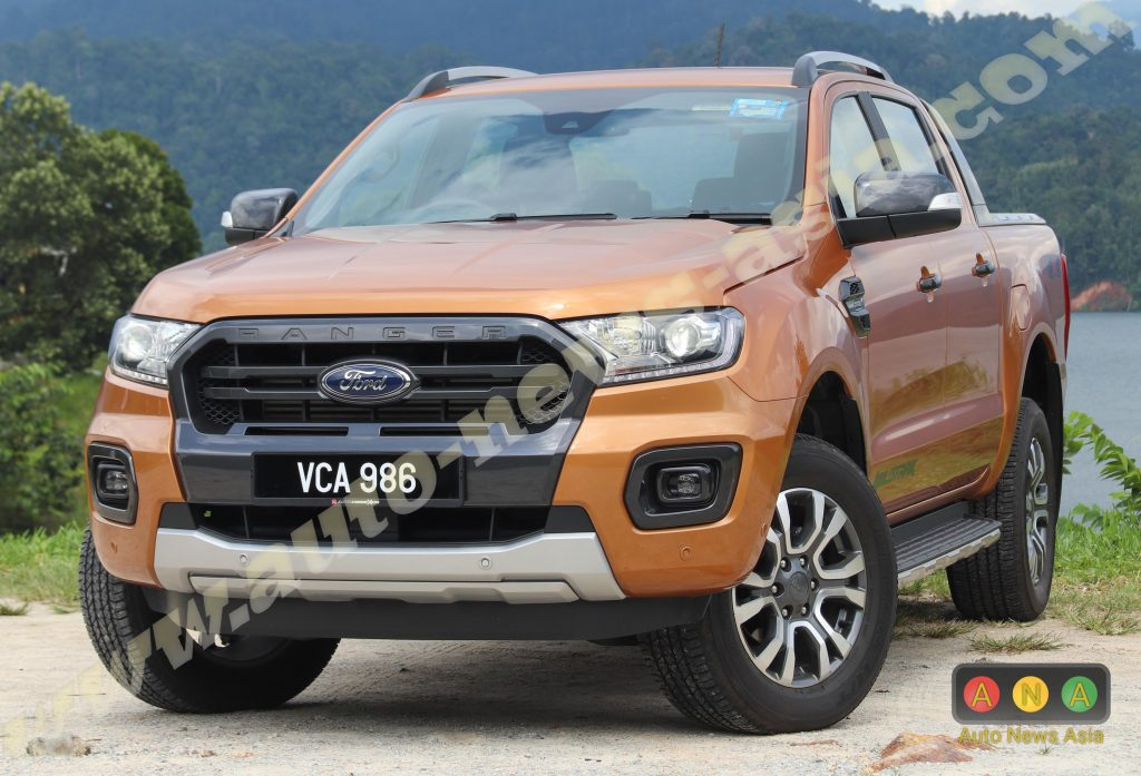 Ford Ranger 2.0L Wildtrak 4×4 Has Up Its Game