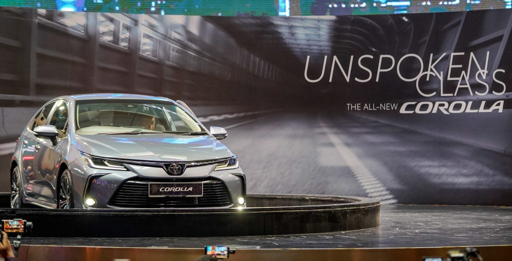 The All-New Toyota Corolla Launched In Malaysia