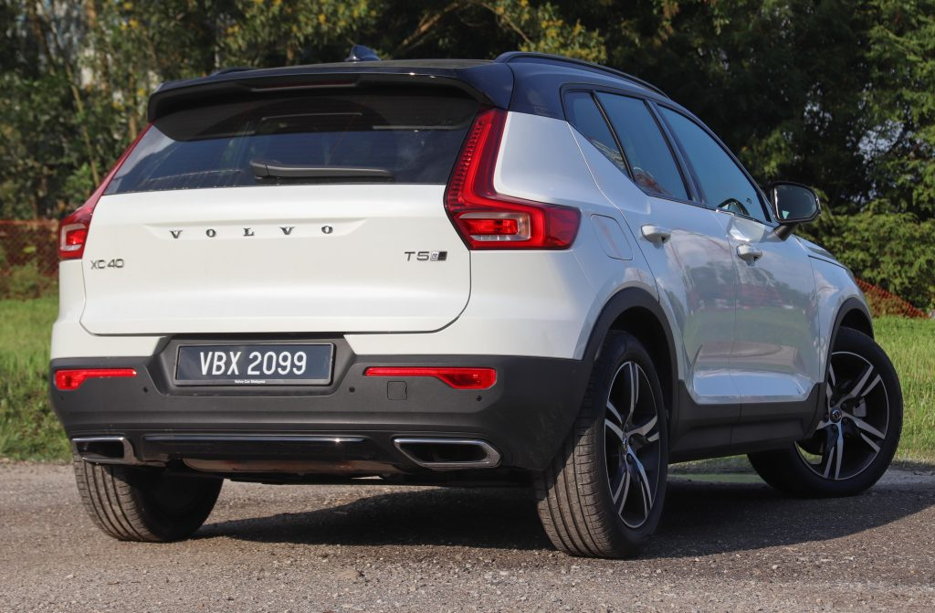 The Modern And Stylish Volvo XC-40