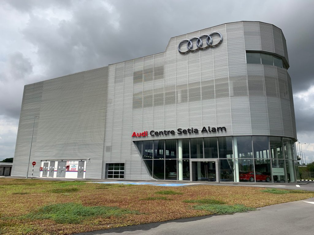 Audi Malaysia's Newest Addition – Audi Centre Setia Alam