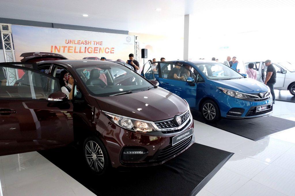 Brunei Became First Export Market For 3 Proton Models