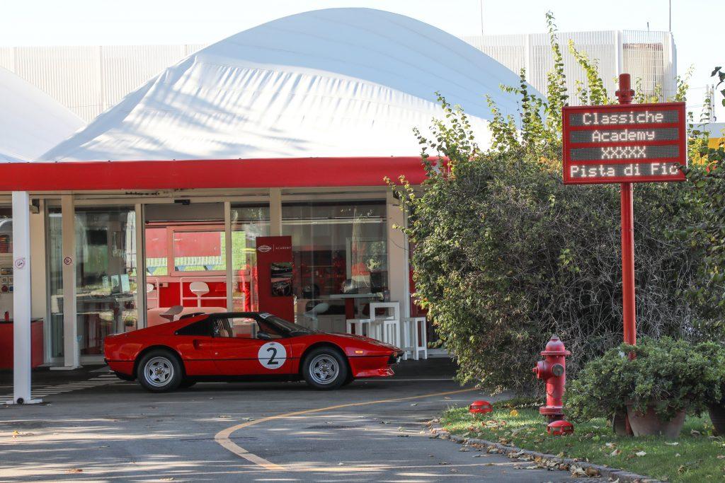 Ferrari Classiche Academy – Classic Car Driving Experience