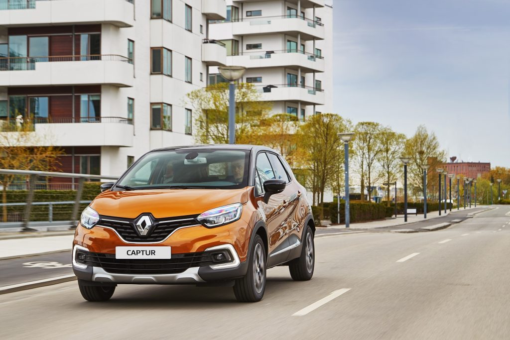 Now Renault Has A Pre-Owned Captur Subscription Plan