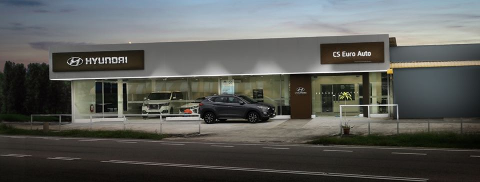 Hyundai Opens New Global Dealership Space Identity 3S Centre by CS Euro