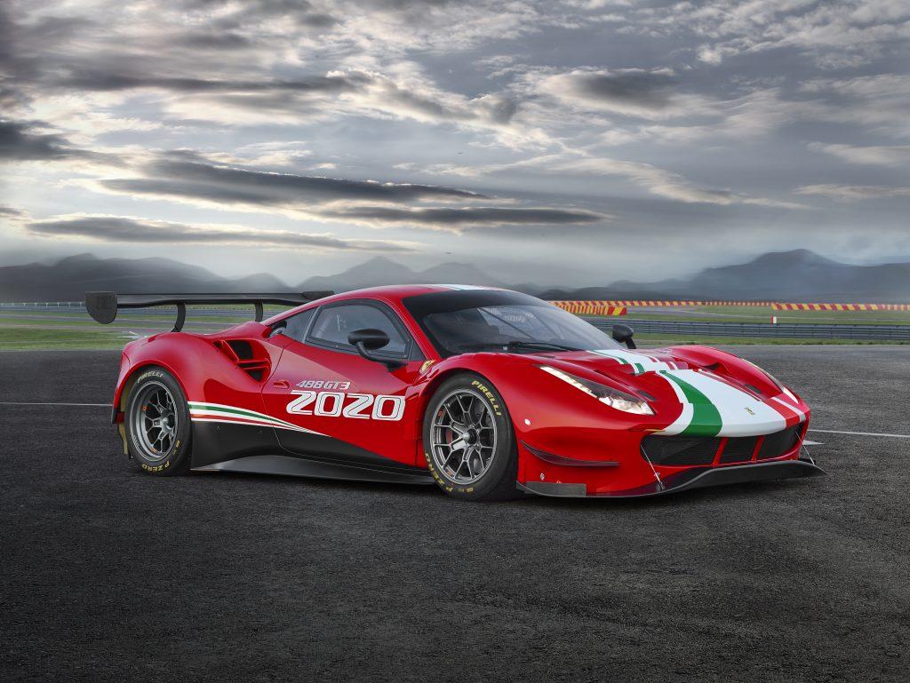The Ferrari 488 GT3 Evo 2020: The Legend Continues
