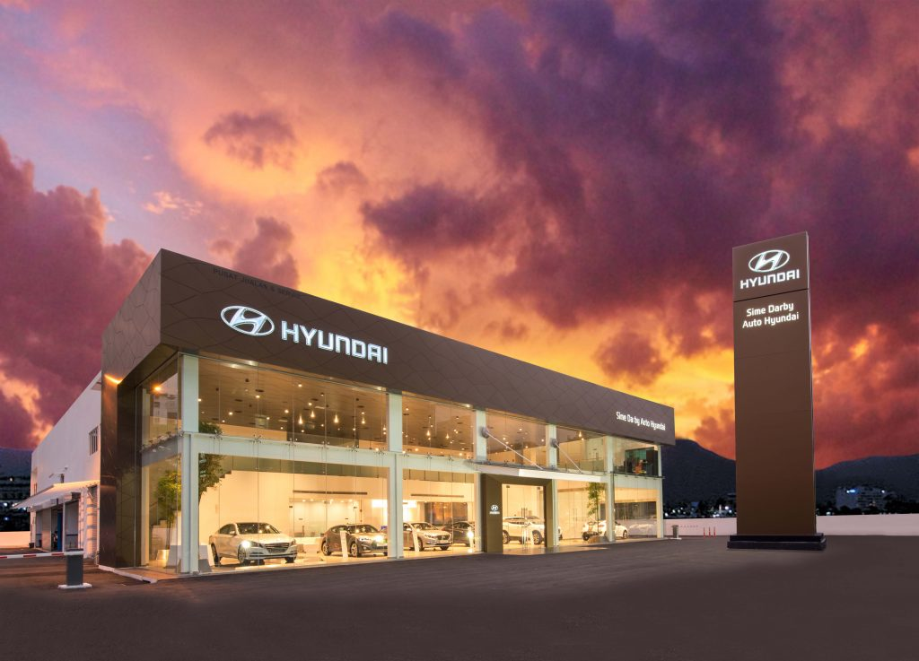 Hyundai-Sime Darby Motors  Subsidies For Its Dealers And Sales Consultants