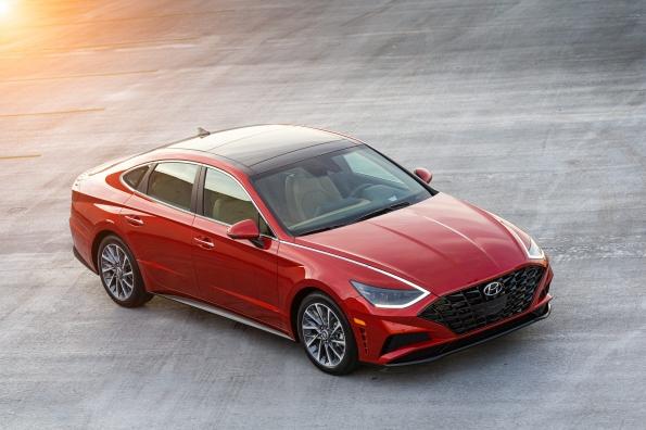 2020 Hyundai Sonata Starts Production At Alabama