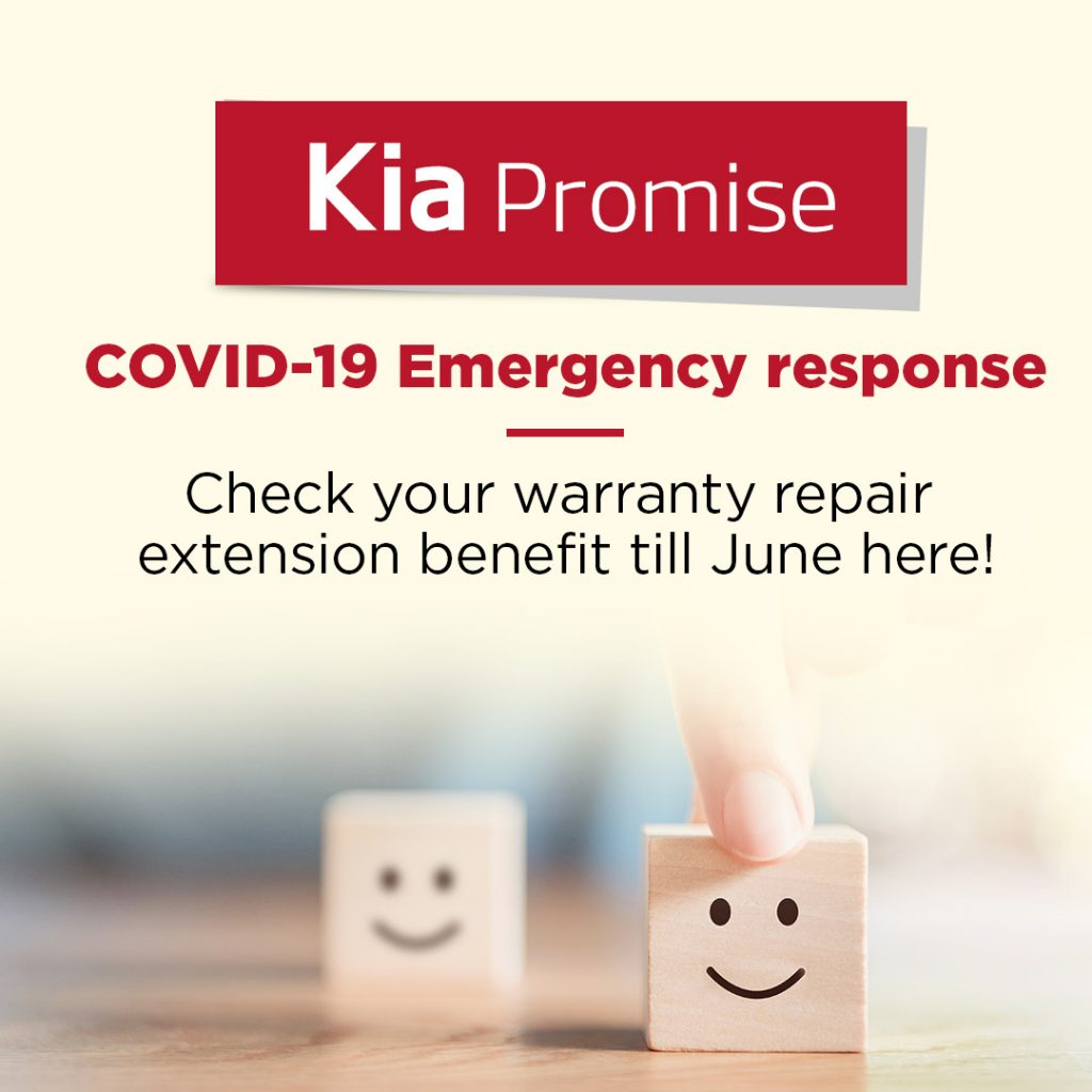 Kia Promise Warranty Extension Programme