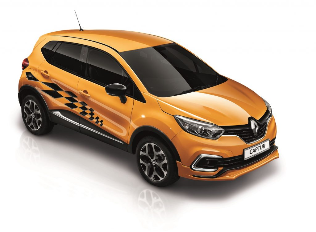 Limited Edition Renault Captur Trophy Launched In Malaysia