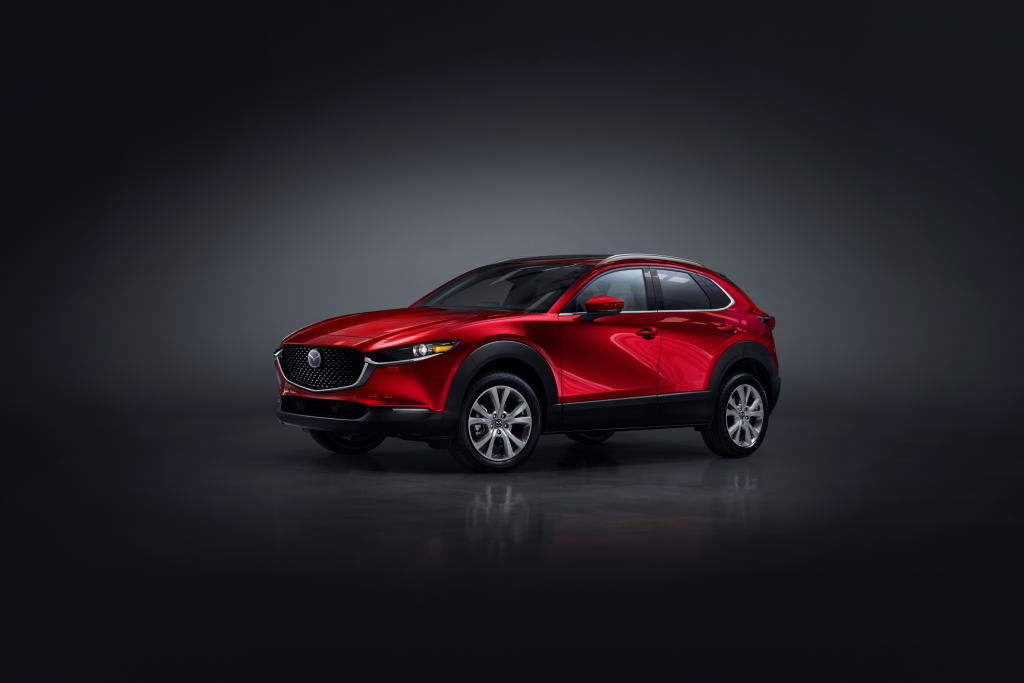 Mazda CX-30 Now Has AWD Variant
