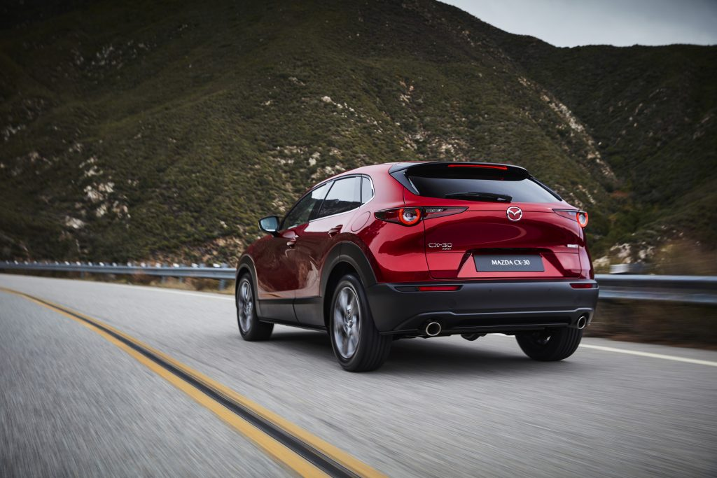 The Mazda CX-30 Is Here