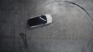 Nissan's Drifting LEAF