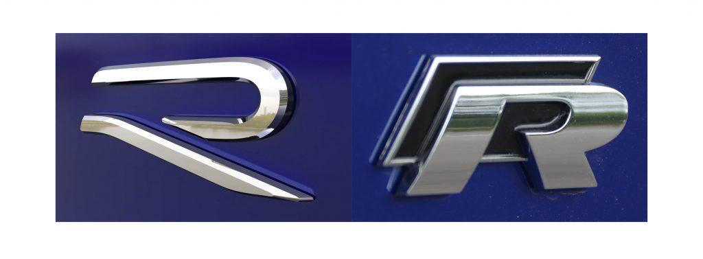 Volkswagen's New R Logo