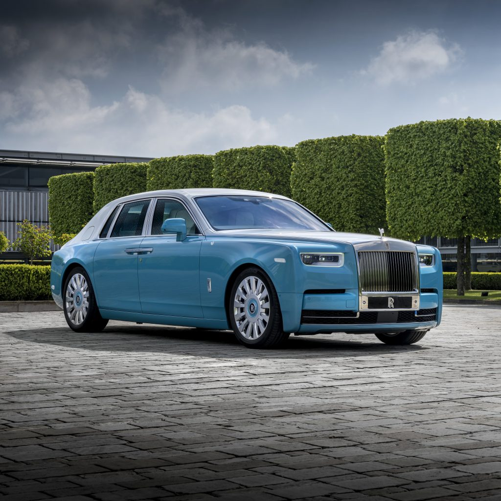 Rolls-Royce Motor Car's Record Breaking Year