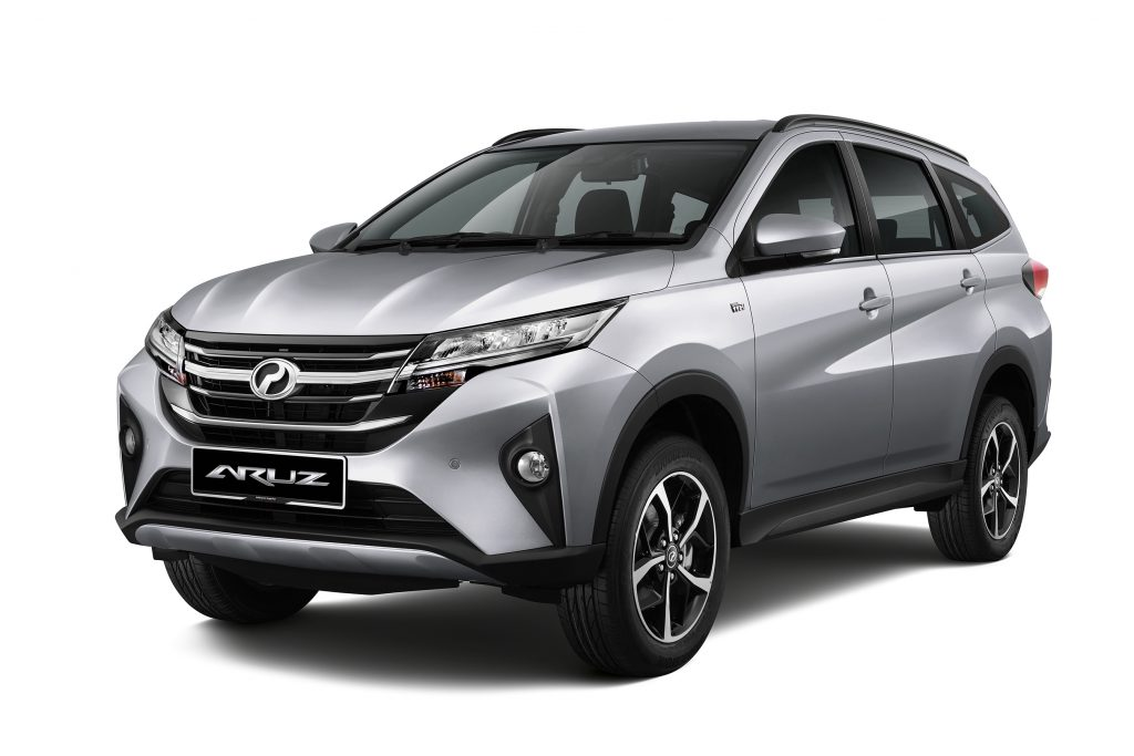 Perodua Aruz Enters Government Sector