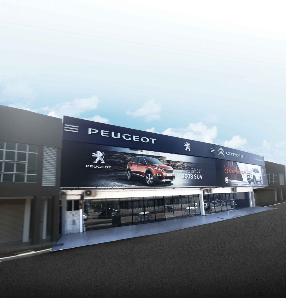 Bi-Marque Peugeot & Citroën 3S Outlet Launched In Alor Setar