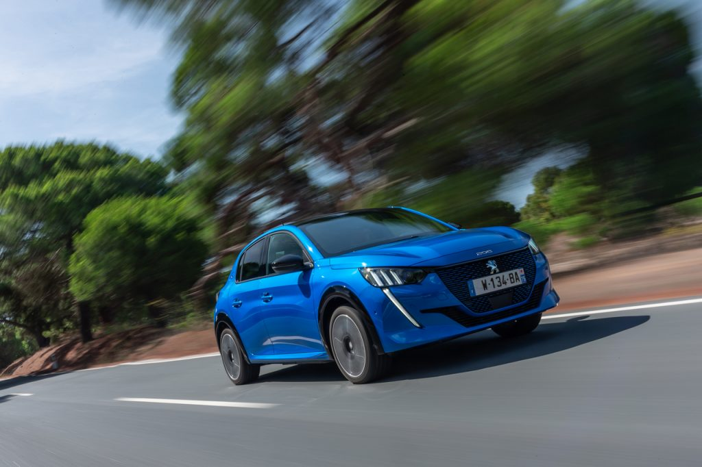 The 2020 Car Of The Year Goes To Peugeot 208