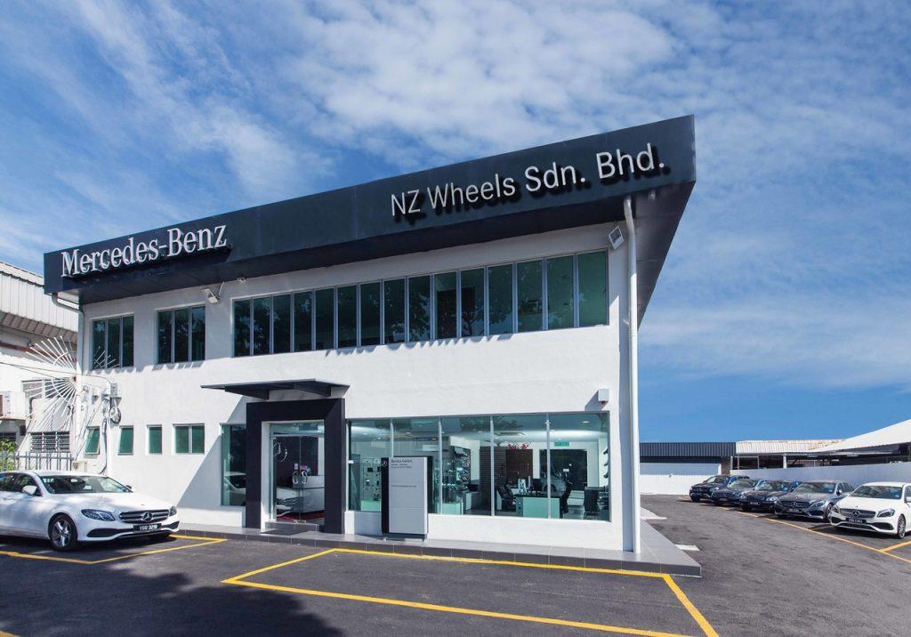 NZ Wheels' New Outlet – Setapak Autohaus