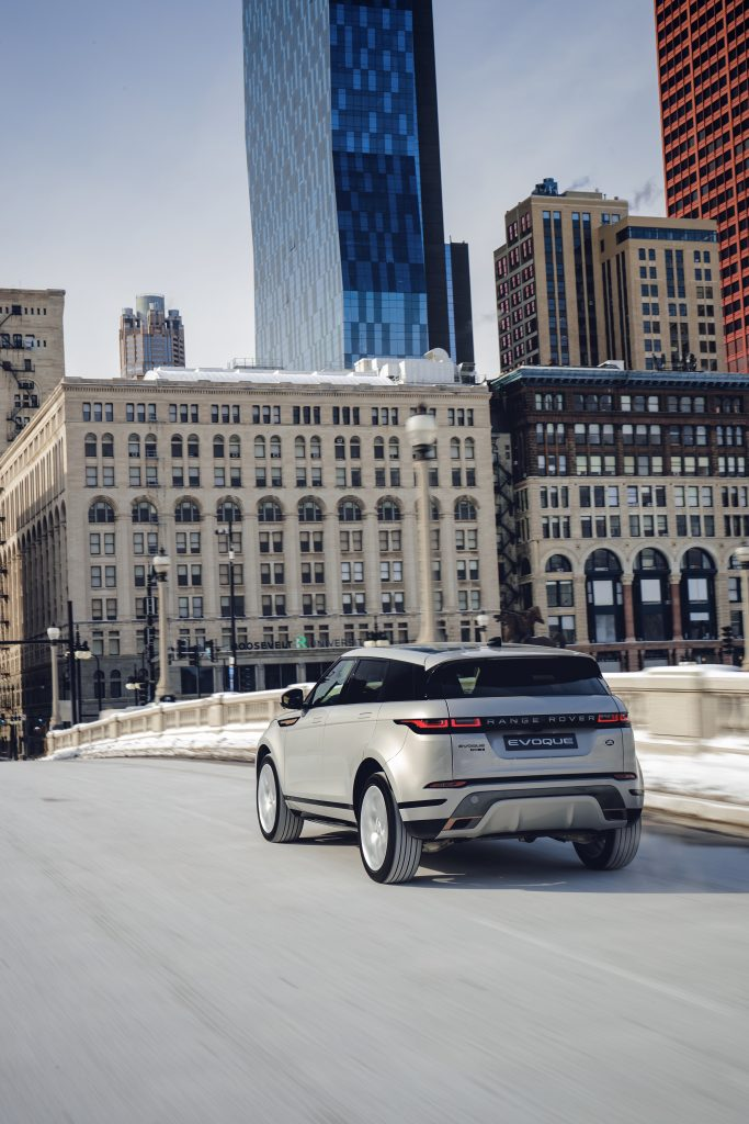 Coming Soon – The 2020 Range Rover Evoque