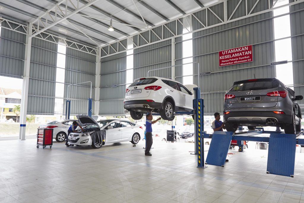 Hyundai Malaysia Service Centres Resume Operations
