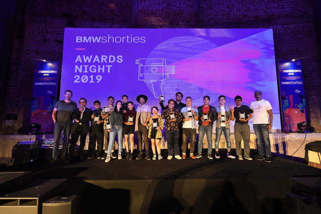 PACE – The BMW Shorties 2019 Grand Prize Winner