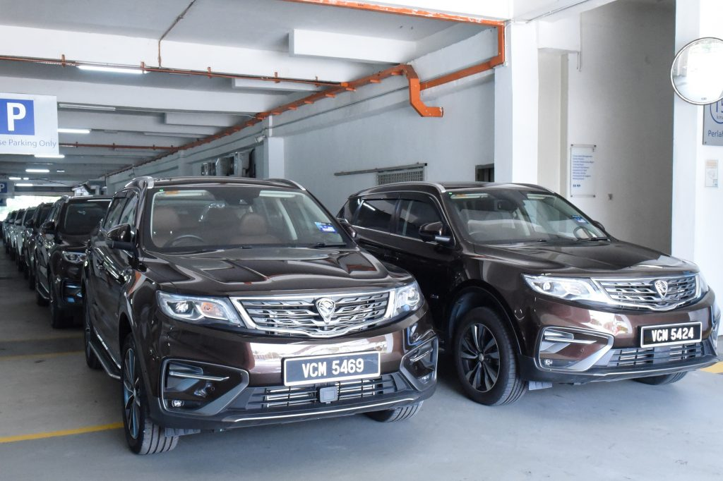 Ministry Of Health Received 50 Units Of Proton X70