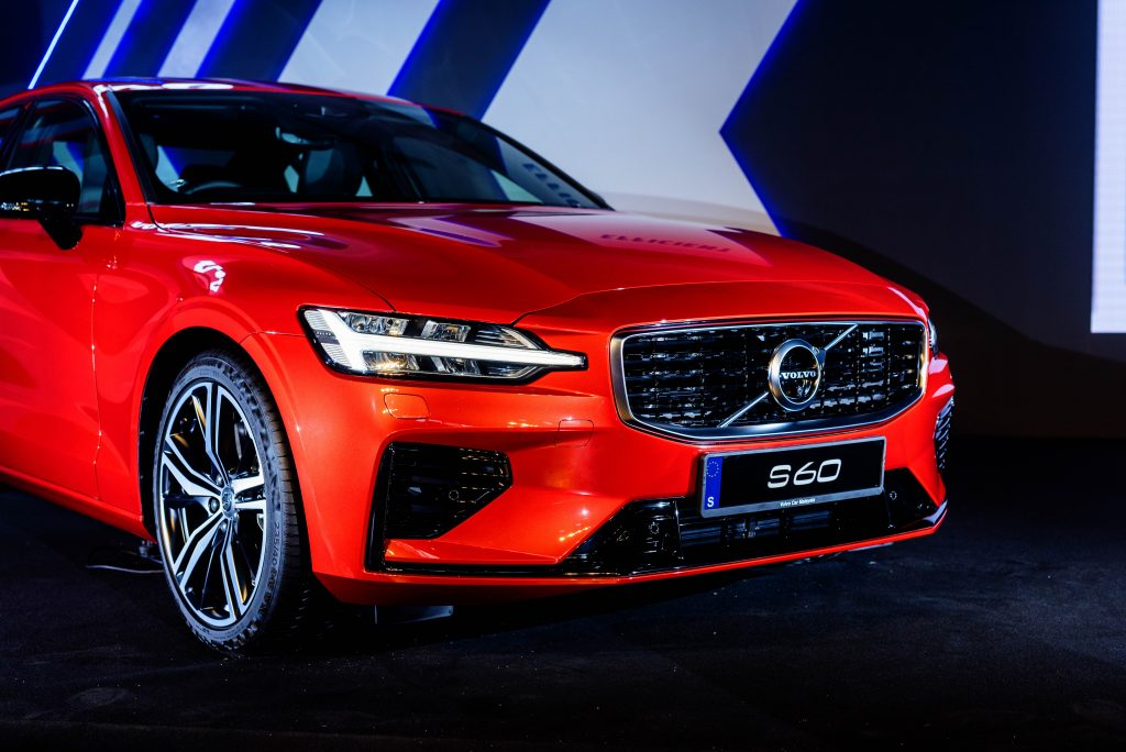 Volvo S60 T8 R-Design Launched In Malaysia