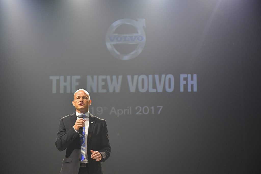 Mats Nilsson Appointed As Head of Volvo Buses Singapore