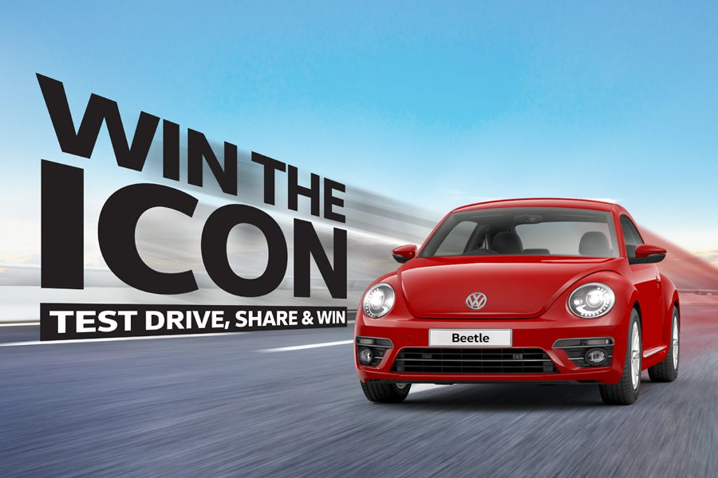 Test Drive & Win A Beetle!