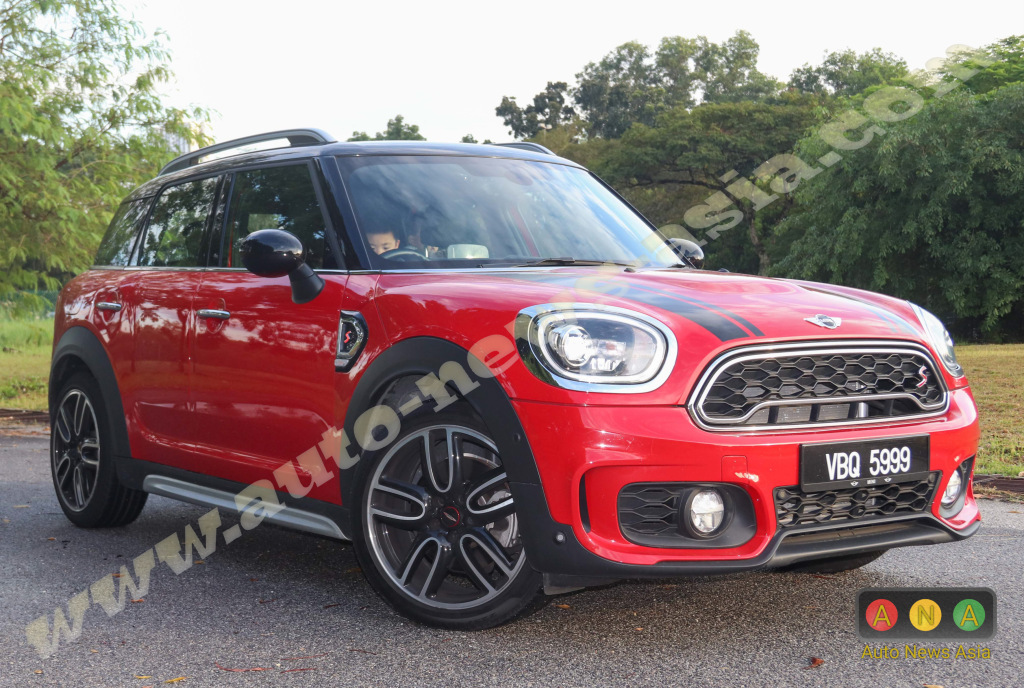 The Fun And Exciting MINI Countryman