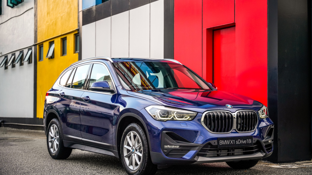 BMW Group Malaysia Launched The BMW X1