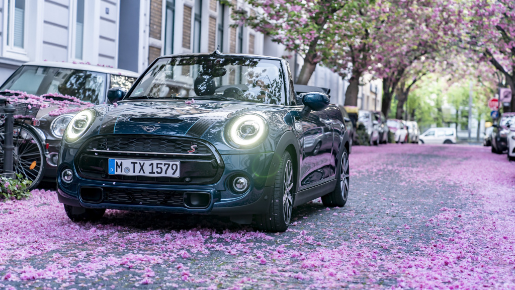 The Limited To 20 Units MINI Convertible Sidewalk Edition