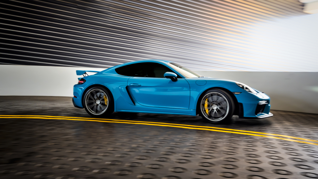 Porsche's Mid-Engine Sports Cars