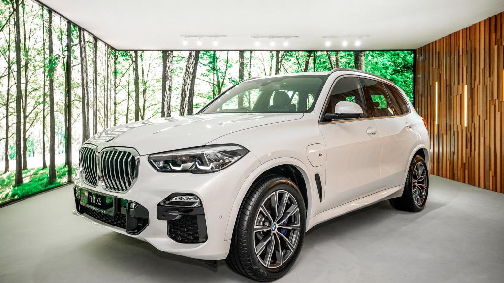 BMW X5 xDrive45e M Sport Is Here