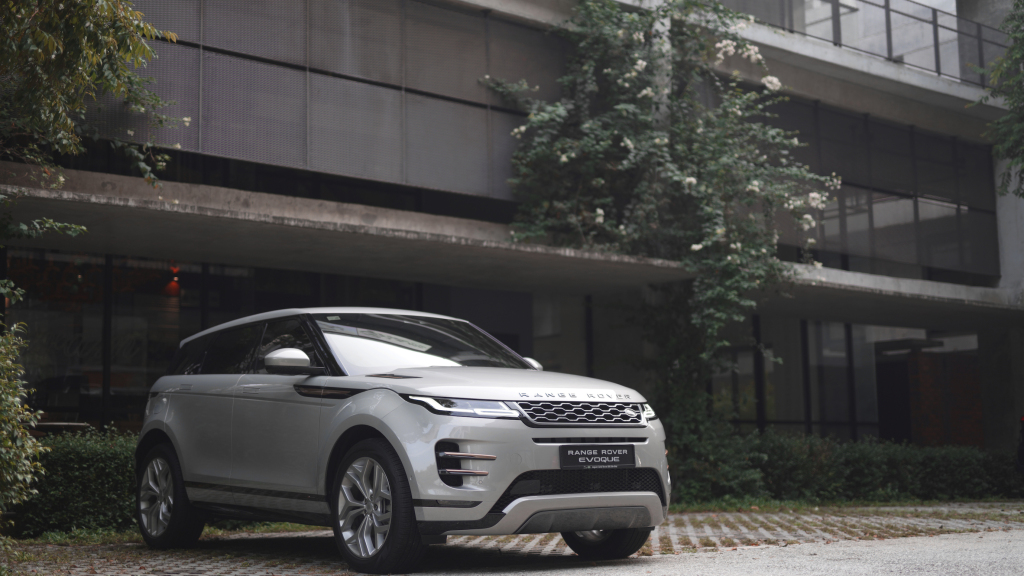 Here Comes The All-New Range Rover Evoque