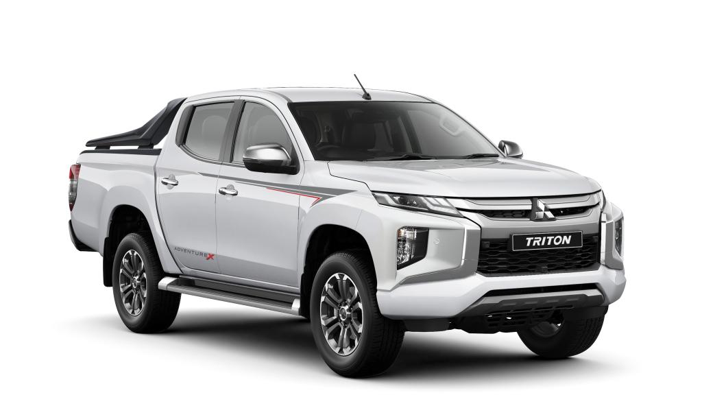 The Mitsubishi Triton Increased Its Market Share