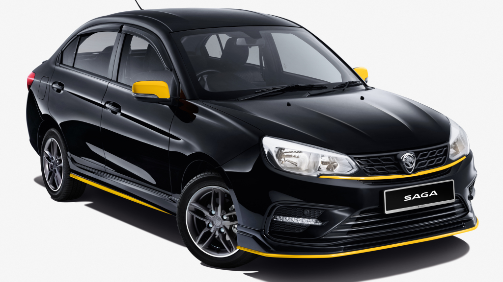 Proton Saga Anniversary Edition Launched