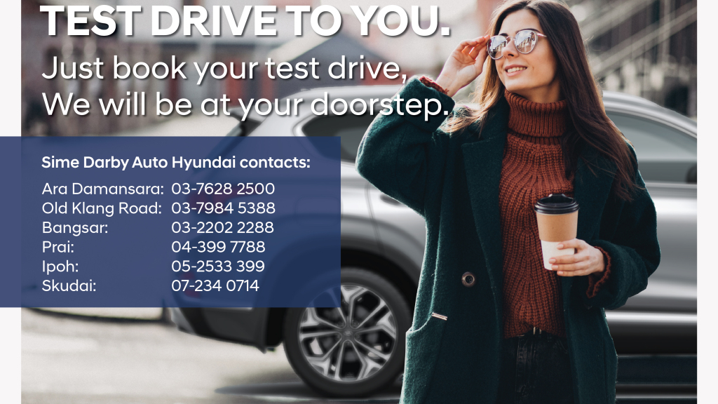 Hyundai's Test Drive To You Campaign