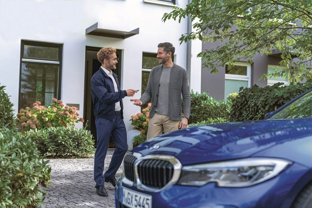 Door-To-Door Service By BMW Group Malaysia