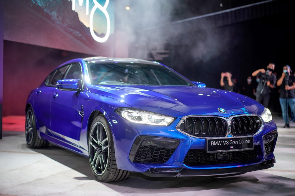 Four Powerful BMW M Models Launched In Malaysia