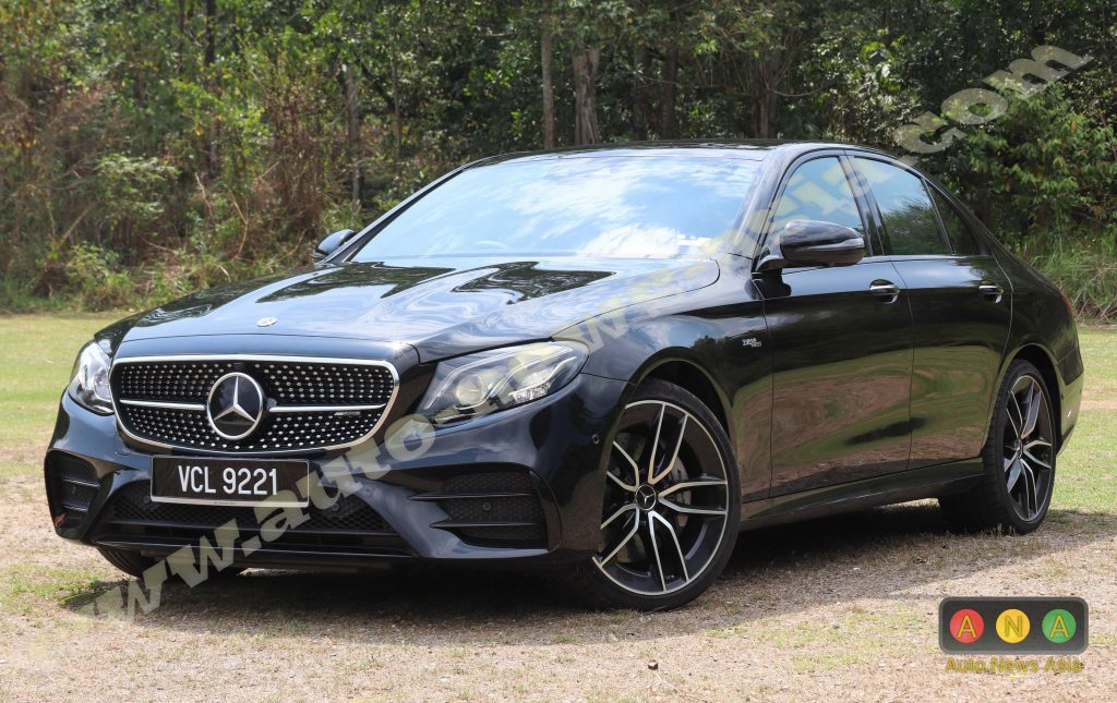 The Luxury Sports Car Sedan – Mercedes-AMG E53