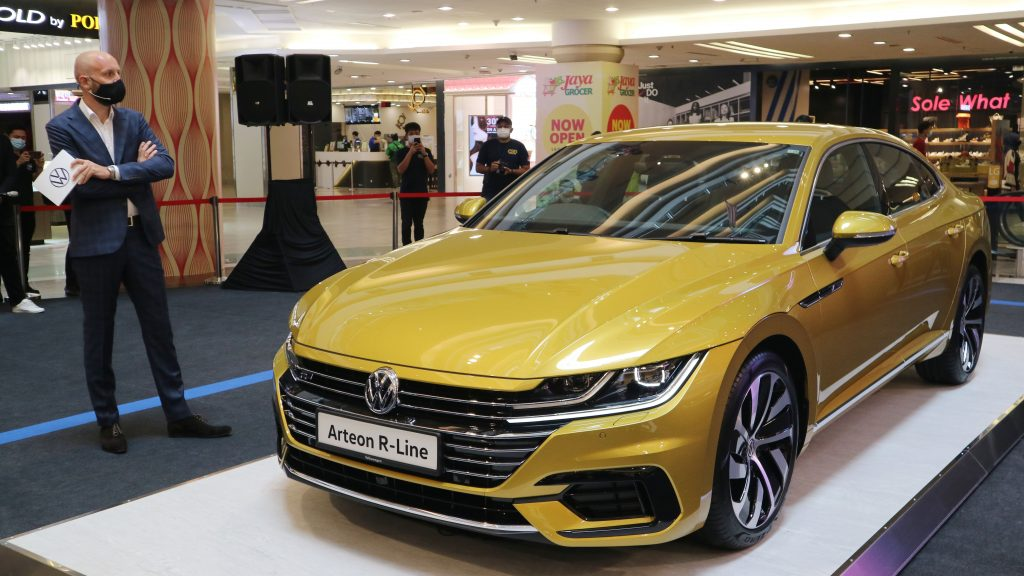 Three Exciting Models From Volkswagen Passenger Cars Malaysia